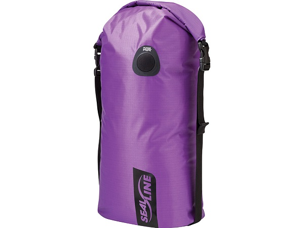 SealLine Bulkhead Compression Dry Bag - Purple
