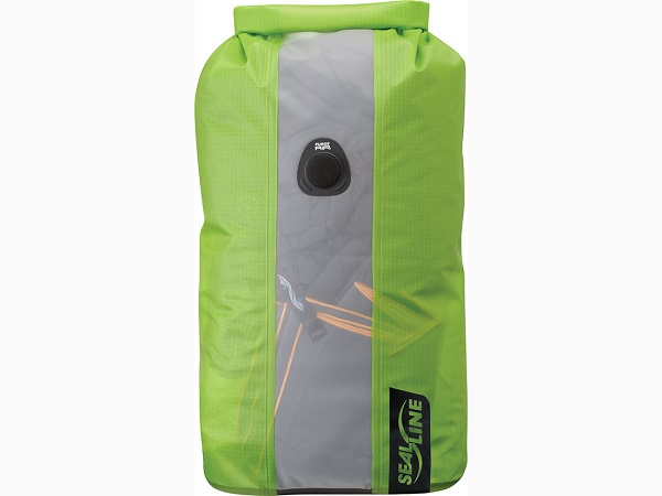 SealLine Bulkhead View Dry Bag - 5L Green