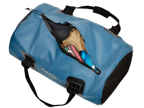 SealLine Zip Duffle - Unzipped