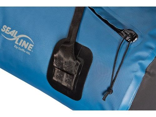 SealLine Zip Duffle - Detail