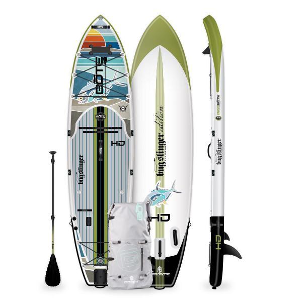 BOTE HD Aero Paddle Board - Bug Slinger Permit Product