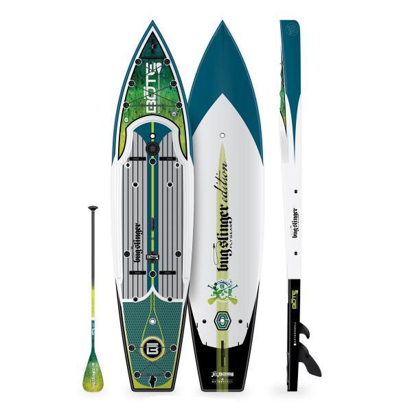 BOTE Rackham 12' Paddle Board - Bug Slinger Dorado Product