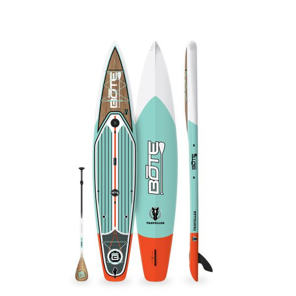 """BOTE Traveller 12'6"""" Paddle Board - 2021 Classic Product"""