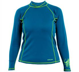 Kokatat NeoCore Long Sleeve Shirt - Women's/Electric Blue/Front