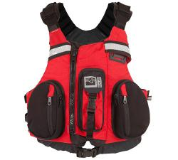 Kokatat Outfit Tour PFD - Red/Front