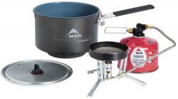 MSR WindBurner Group Stove System - Components