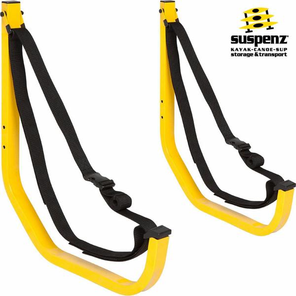 Suspenz JAY Wall Rack For Kayaks & Canoes