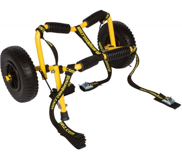 Suspenz Stowable Kayak SK Airless Cart