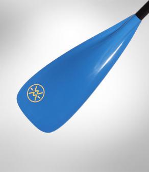 Werner Flow 95 Stand Up Paddle - Blue Blade