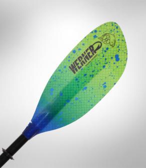 Werner Shuna: Hooked Paddle - Product Image
