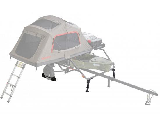 Yakima EasyRider Tent Kit - Tent Open