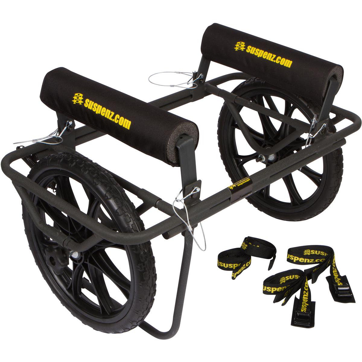 Suspenz All-Terrain Super Duty Airless Cart - P1