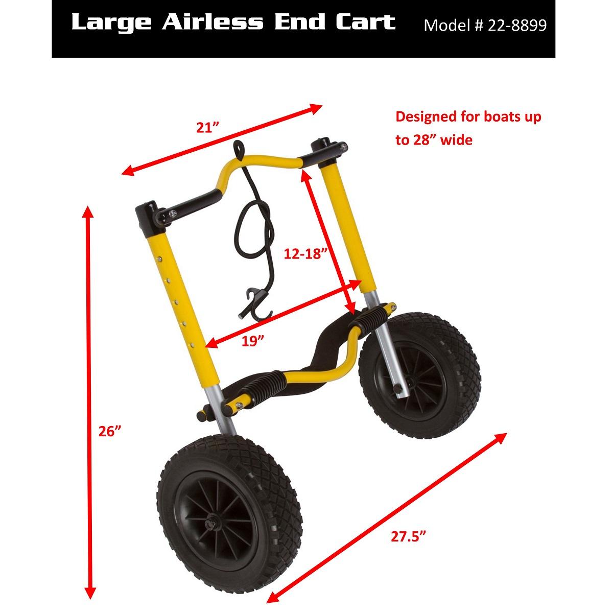Suspenz END Cart - Large Dims