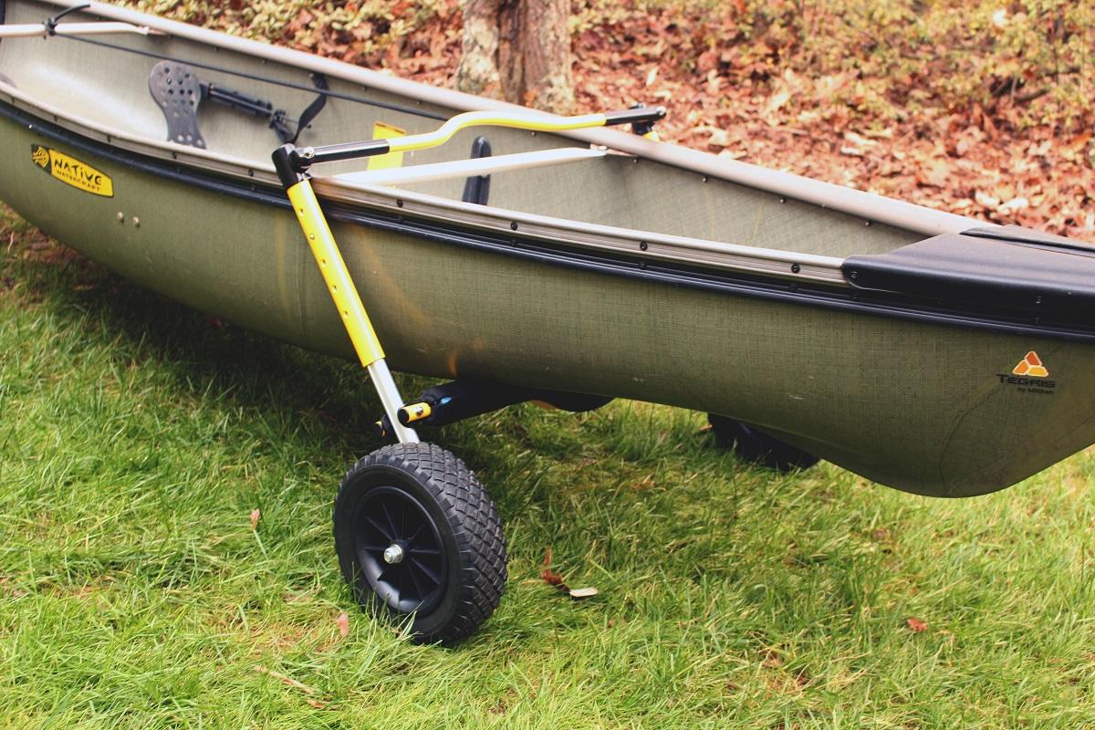 Suspenz End Cart - Canoe