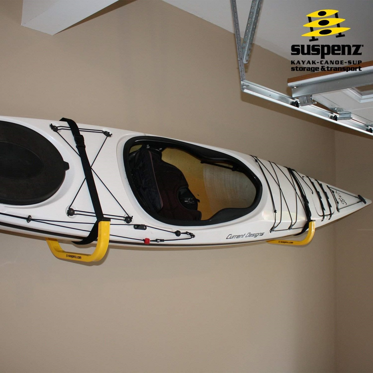 Suspenz JAY Wall Rack For Kayaks - 2