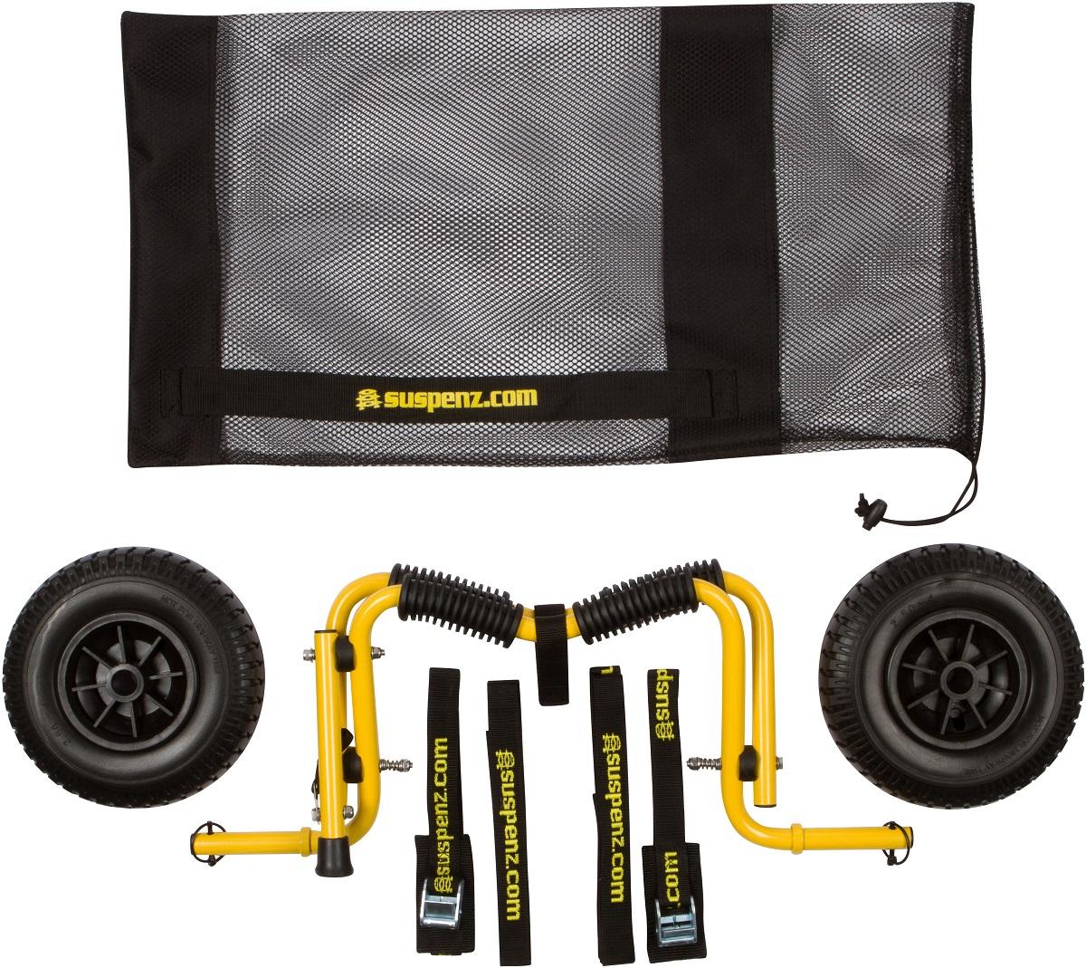 Suspenz Stowable Kayak SK Airless Cart - Parts