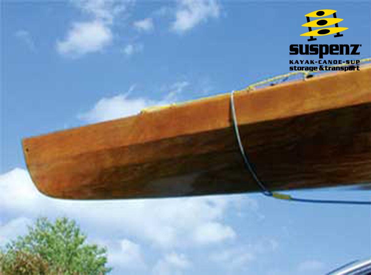 Suspenz Universal Locking Cable - Canoe