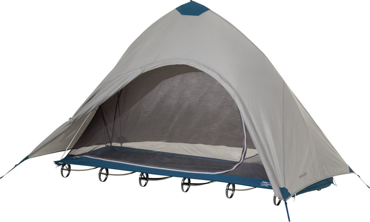 ThermARest Cot Tent - Open