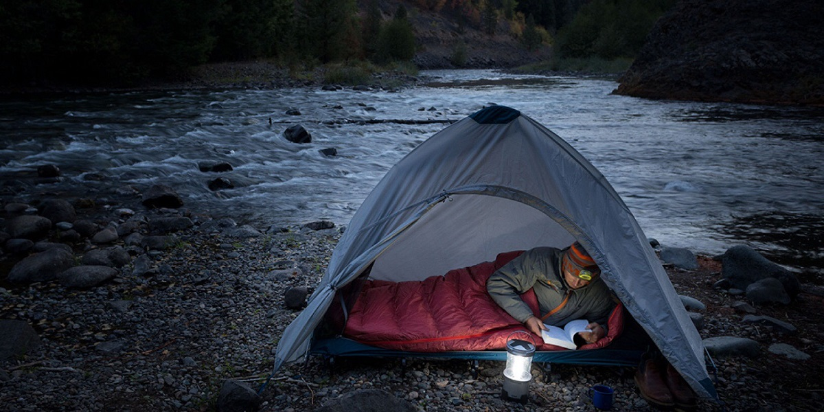 ThermARest Cots - Banner Photo