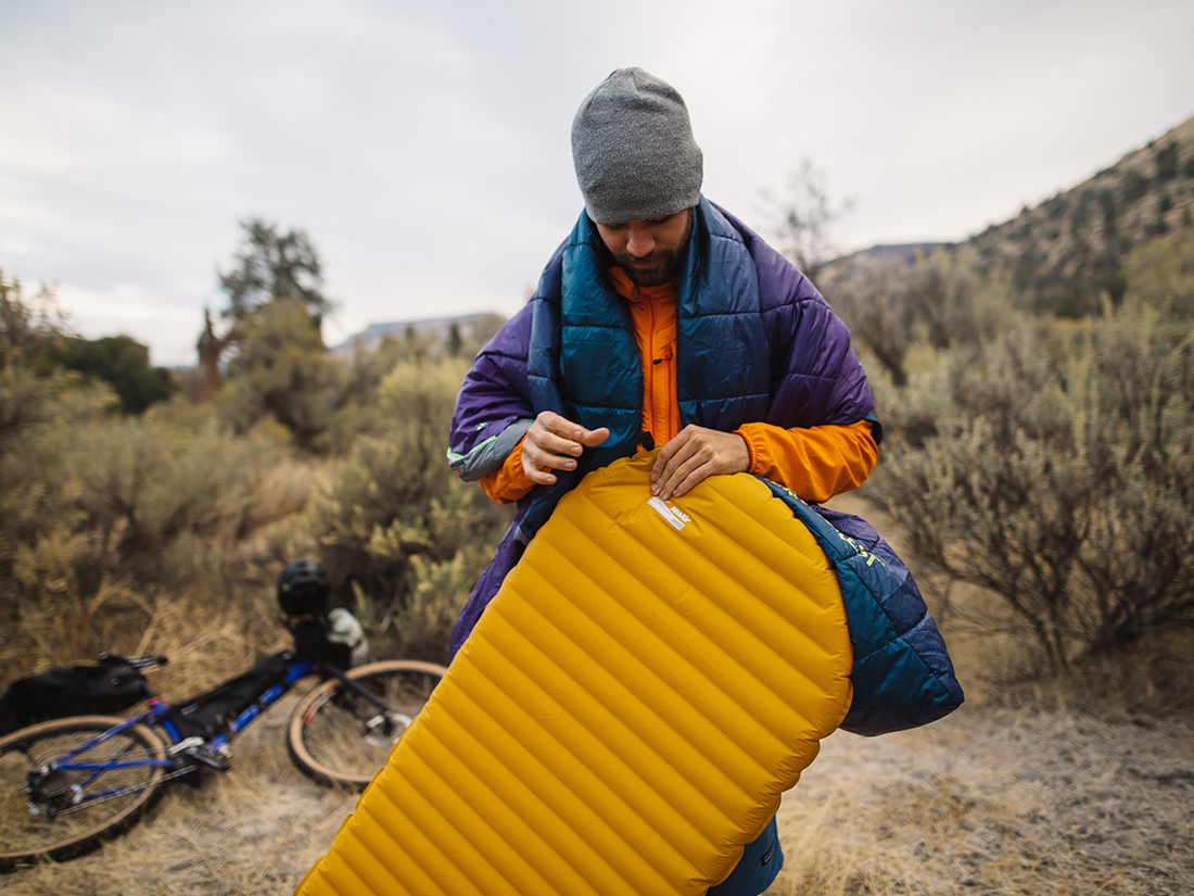 ThermARest NeoAir XLite Mattress - In The Field