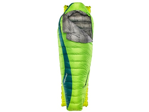 Therm-a-Rest Questar 20F Sleeping Bag - Top View