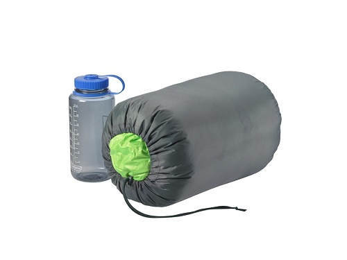 ThermARest Questar HD 20 Down Sleeping Bag - Packed