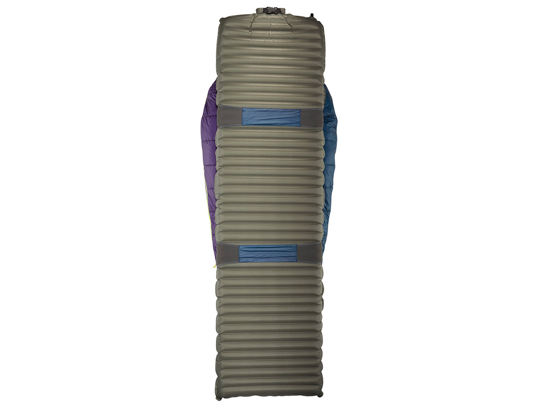 Therm-a-Rest Space Cowboy Sleeping Bag - Bottom View