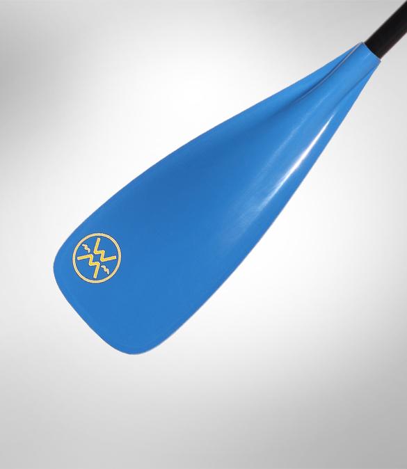 Werner Flow 85 Stand Up Paddle - Blue Blade