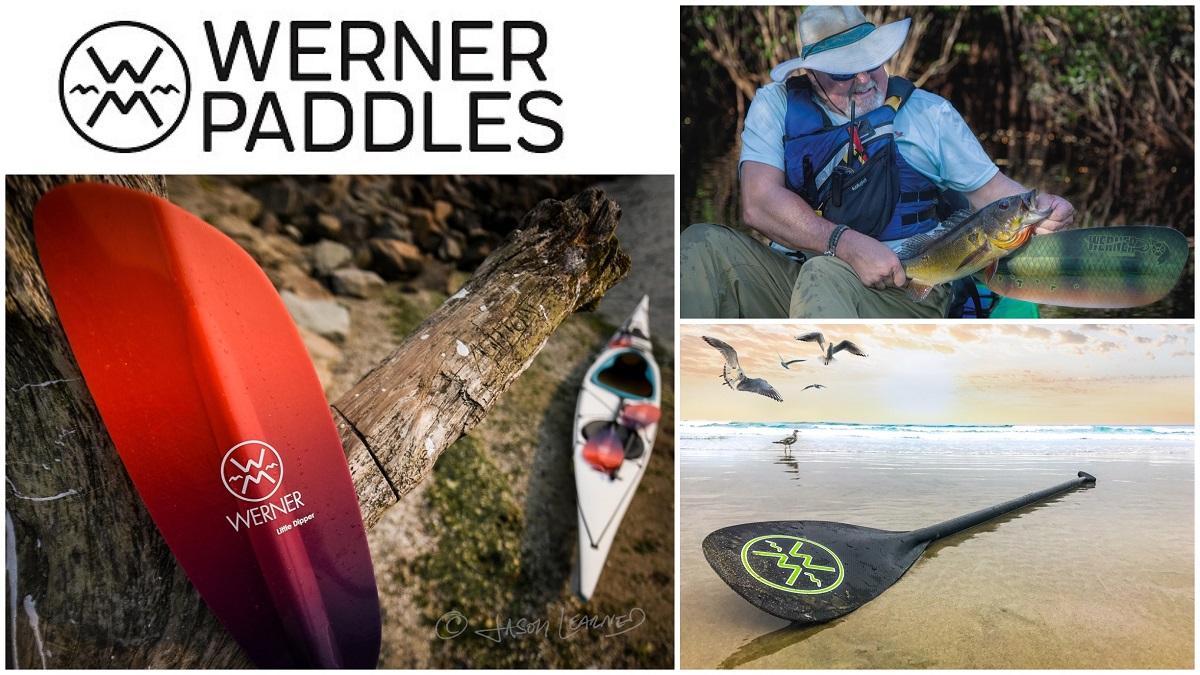 Werner Paddles Banner