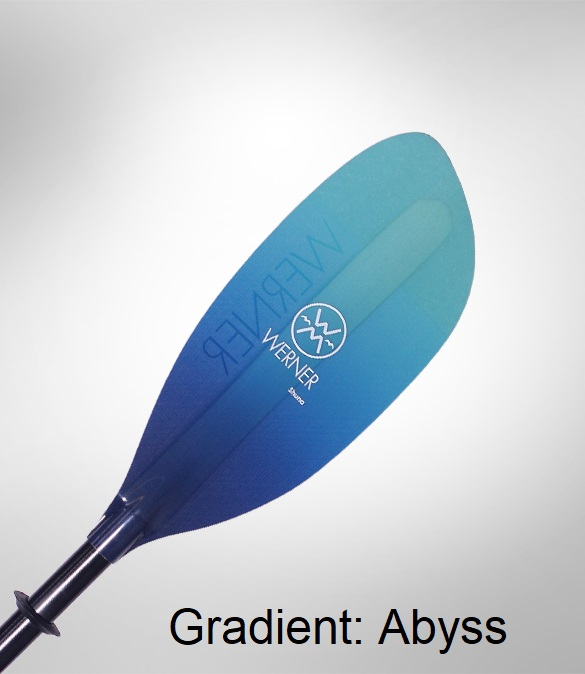 Werner Shuna Paddle - Gradient Abyss