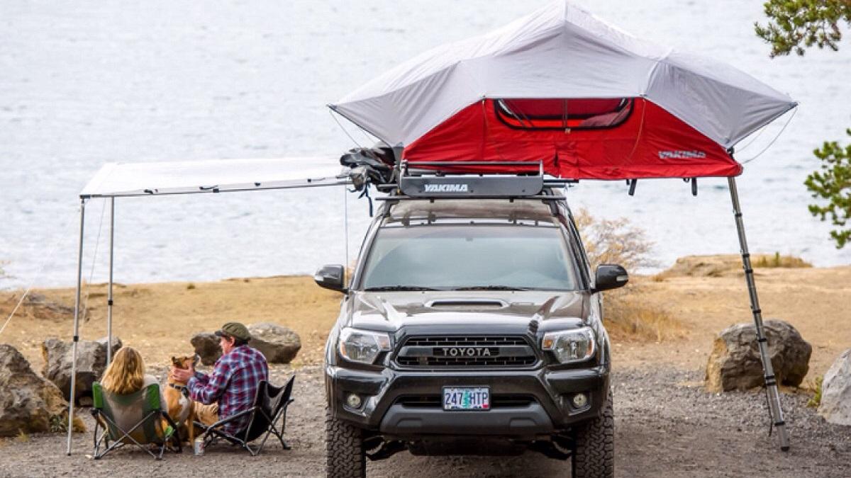 Yakima Base Camp - Banner