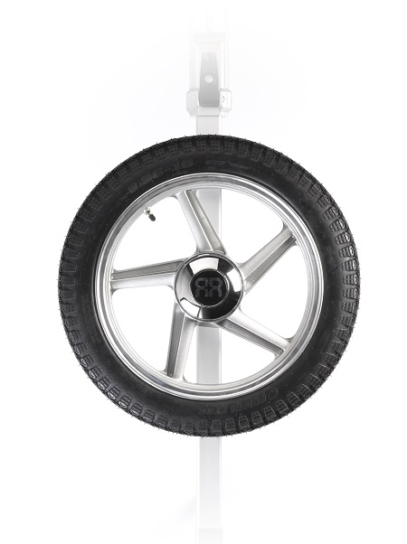 Yakima Five-Spoke Spare Trailer Wheel