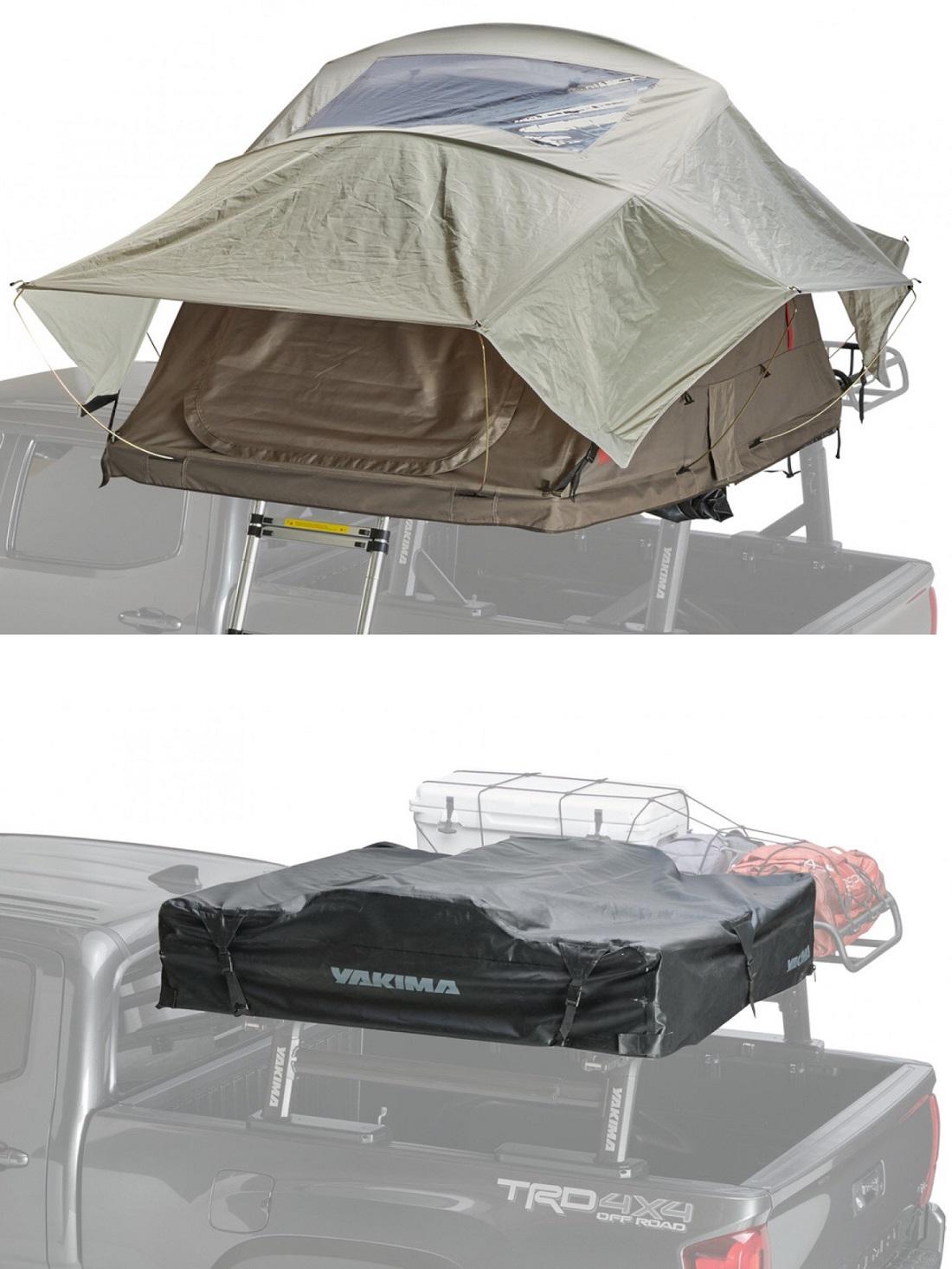 Yakima SkyRise HD Tent - Medium/On Truck