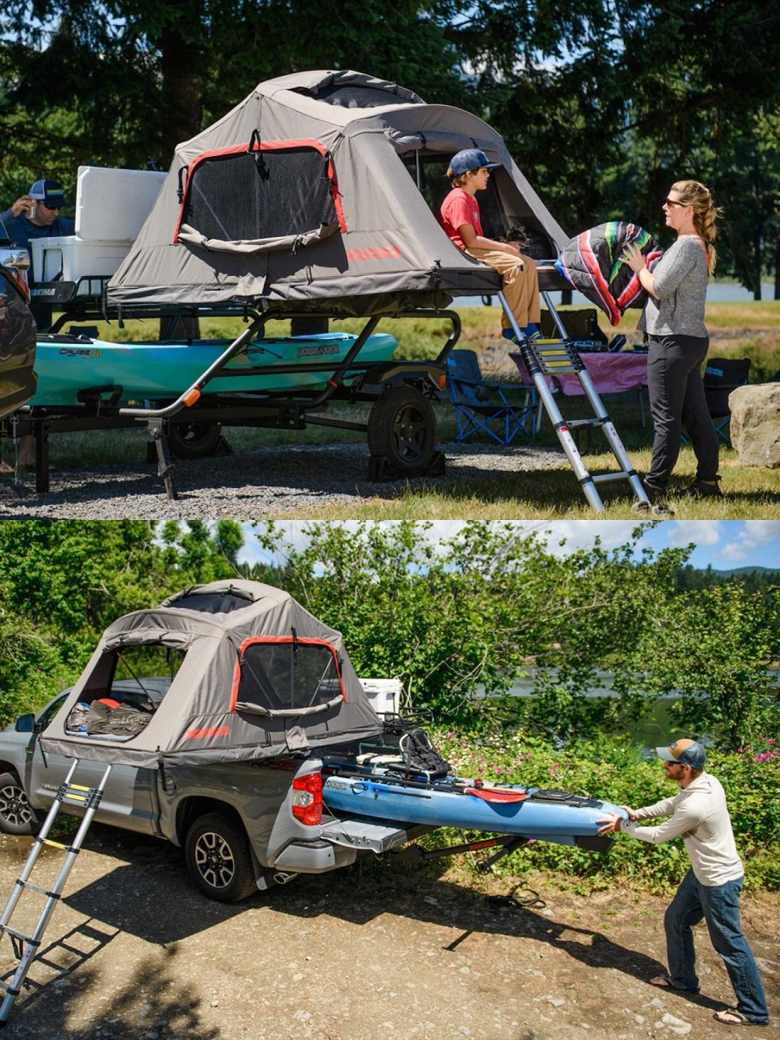 Yakima SkyRise HD Tent - Medium/Photos