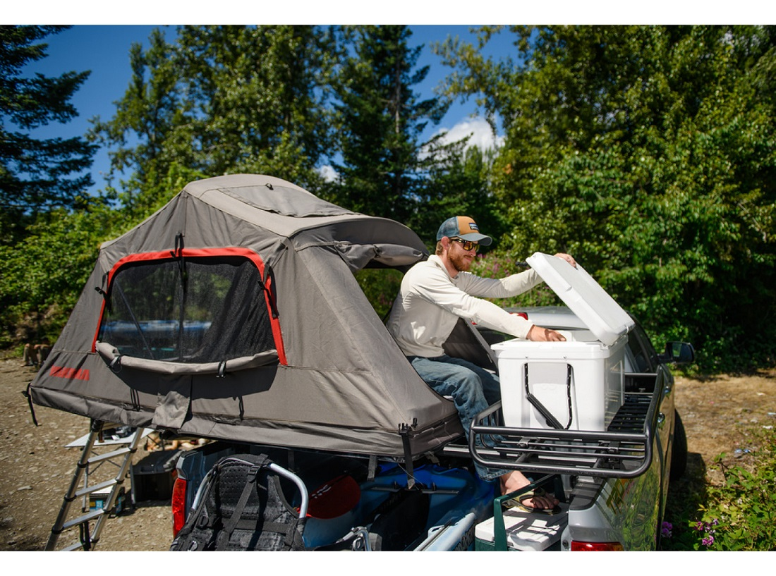 Yakima SkyRise HD Tent - Small/With Basket