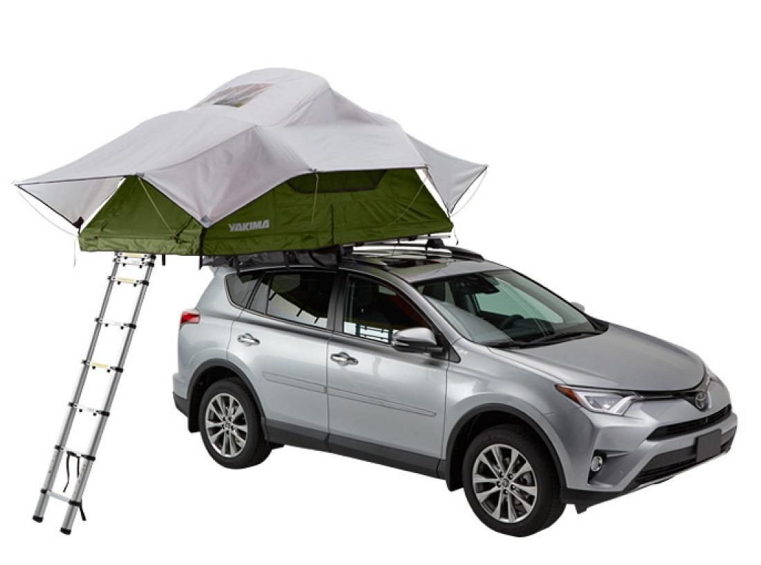 Yakima SkyRise Tent - Medium, With Fly
