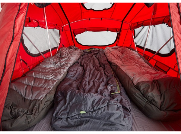 Yakima SkyRise Rooftop Tent - Interior