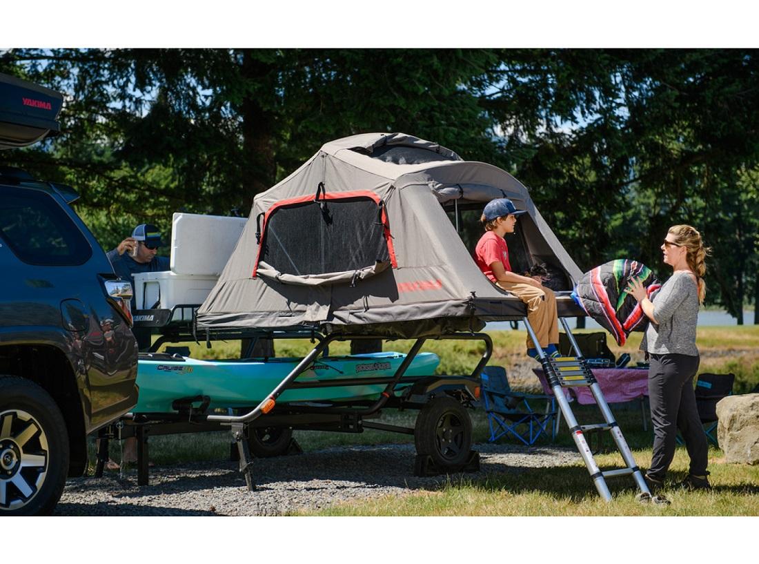 Yakima EasyRider Tent Kit - Photo
