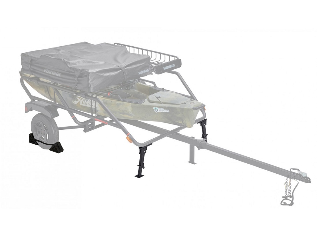 Yakima EasyRider Tent Kit - Tent Closed